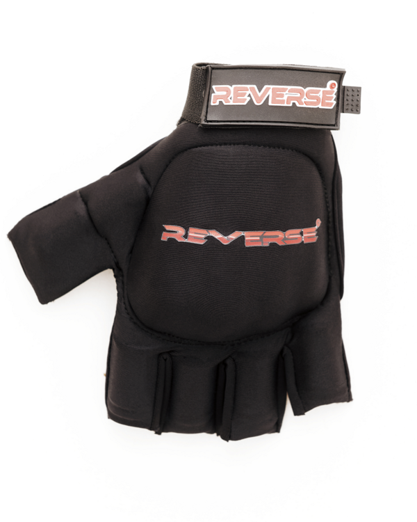 reversehockey black carbon pro glove